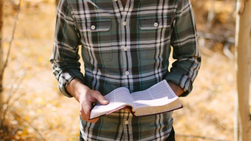 Reading The Bible a blog by Vince Miller of Resolute