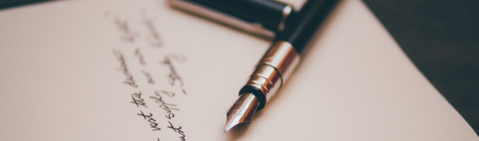 Writing and the Leader a blog by Vince Miller of Resolute Mens Ministry