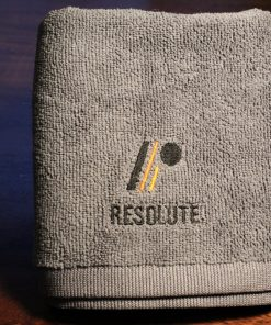 Resolute Men's Ministry Golf Towel