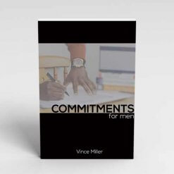 Commitment for Men Handbook by Vince Miller
