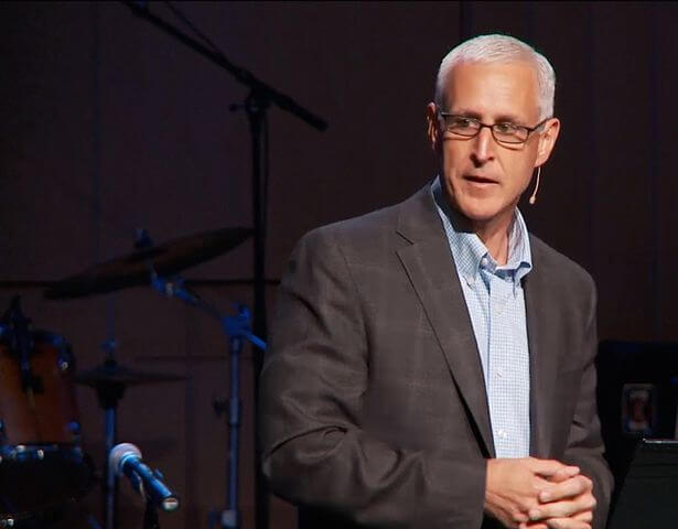 Resolute Men's Ministry Event with J. Warner Wallace