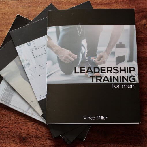 Mens Leadership Training Handbook Resolute