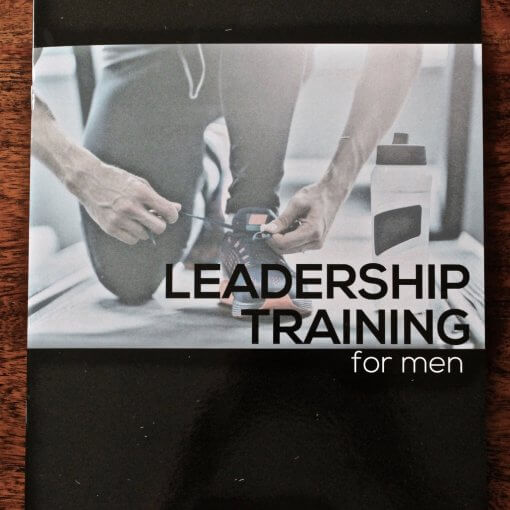 Resolute Leadership Training Handbook For Men