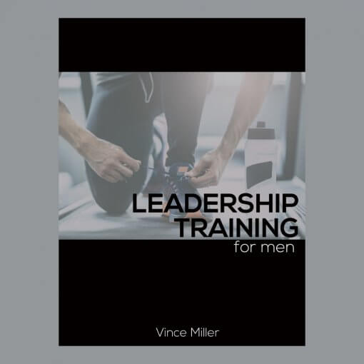 Leadership Training Handbook For Men's Small Groups