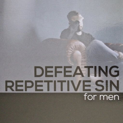 Defeat Sin In Men's Lives With This Bible Study