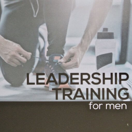 Leadership Training Handbook For Men