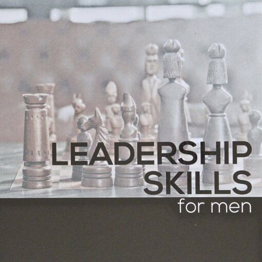 Leadership Skills For Men Bible Study