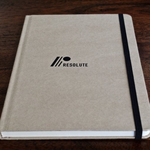 Resolute Mens Ministry Journal