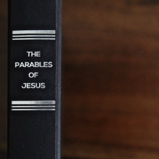 The Parable of Jesus Book