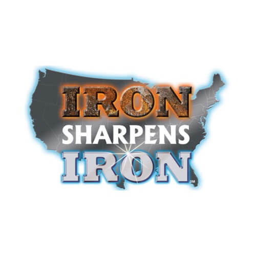 Iron Sharpens Iron-Resolute-Vince-Miller-Speaker-Author-Men-Ministry-Resolute