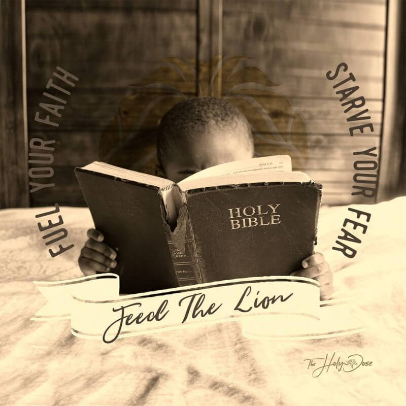 Fuel Your Faith Starve Yo Fear
