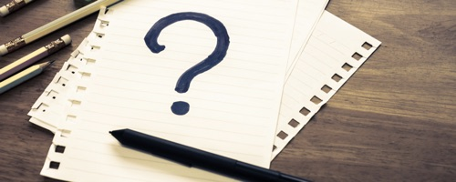 Questions a daily devotional by Vince Miller