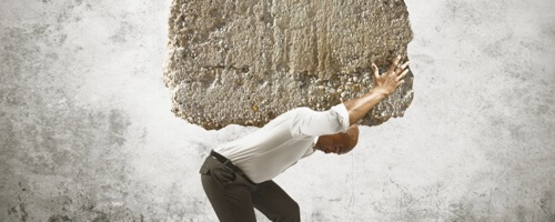 Heavy Burden Daily Devotional For Men Vince Miller