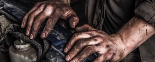 Hard Work a Mens Daily Devotional by Vince Miller