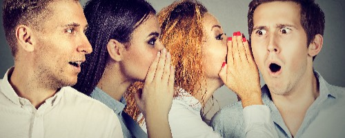 Gossip a blog by Vince Miller of Resolute Mens Bible Studies