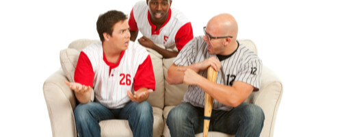 Opposing Fans a blog by Vince Miller Mens Bible Studies