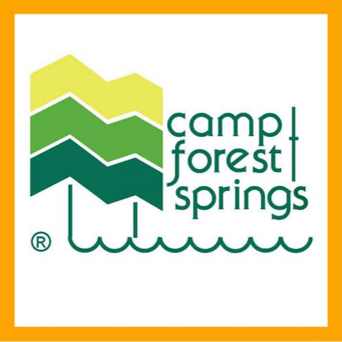 Camp Forest Springs by Vince Miller