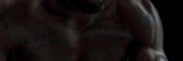 Daniel Cormier UFC Fighter a daily devotional by Vince Miller