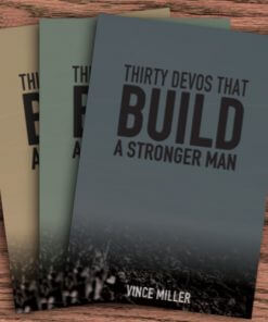 Thirty Devo 3 Pack by Vince Miller - Front Covers