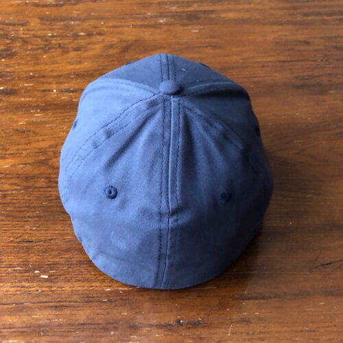 All In Stretch Fit Hat - Back Navy by Vince Miller