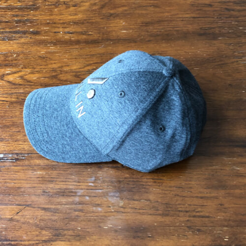 All In Stretch Fit Hat - Side Gray by Vince Miller