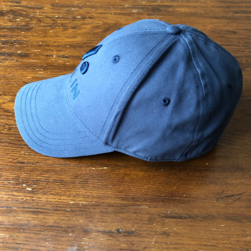 All In Stretch Fit Hat - Side Navy by Vince Miller