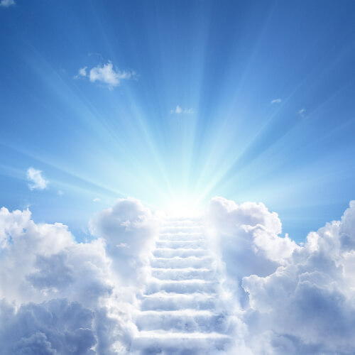 Stairway to Heaven Zeppelin a daily devotional by Vince Miller