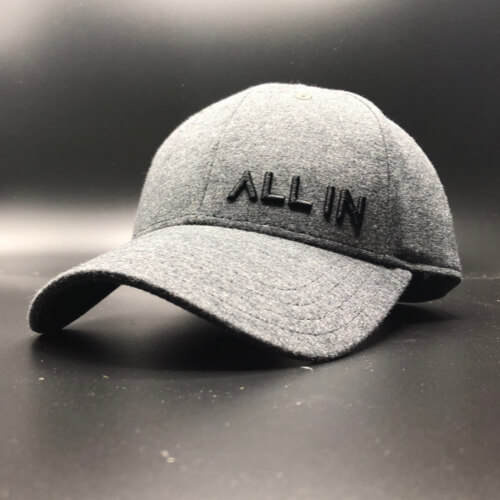 All In Hats Black Chambray by Vince Miller Home 2