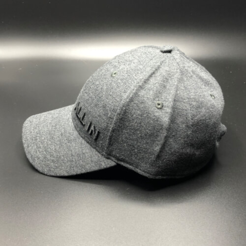 All In Hats Black Chambray by Vince Miller Side 2
