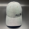 All In Hats Charcoal Heather by Vince Miller
