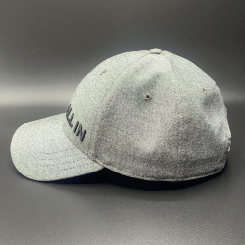 All In Hats Charcoal Heather by Vince Miller Side