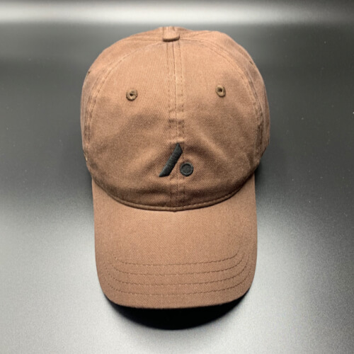 All In Hats Golf Brown by Vince Miller Front