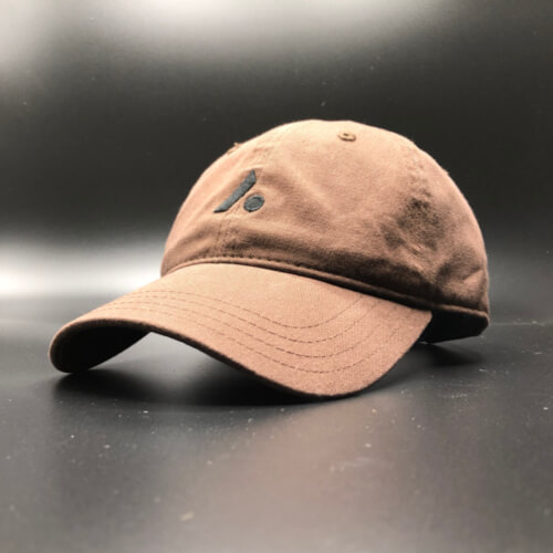 All In Hats Golf Brown by Vince Miller Home