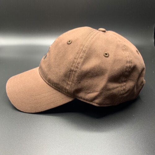All In Hats Golf Brown by Vince Miller Side