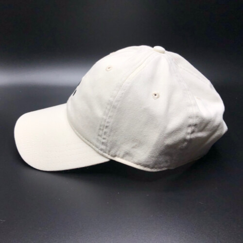 All In Hats Golf Cream by Vince Miller Side 2