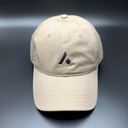 All In Hats Golf Khaki by Vince Miller Front 2