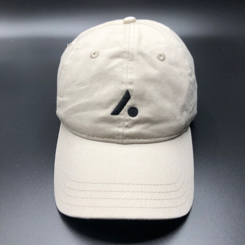 All In Hats Golf Stone by Vince Miller Front 2