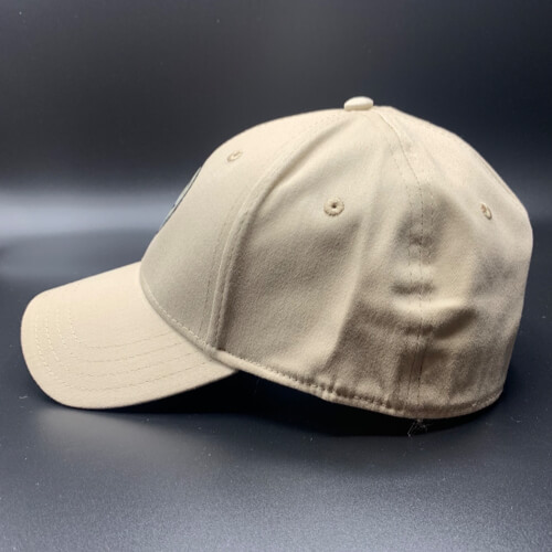 All In Hats White Bear Lake Khaki by Vince Miller Side