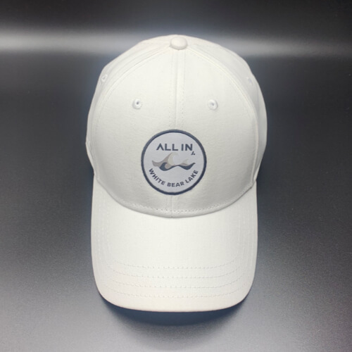 All In Hats White Bear Lake by Vince Miller Front