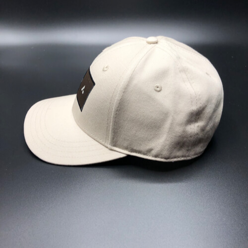 All In Skater Flat Visor Stone by Vince Miller Side 2