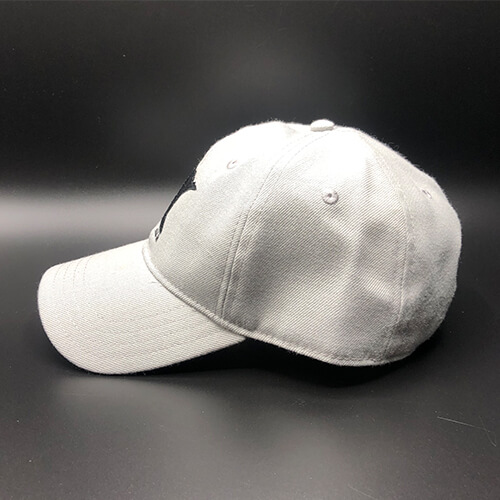 All In MN Hat Grey Side by Vince Miller