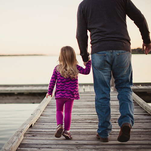 Father's Day a daily devotional by Vince Miller
