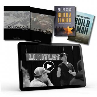 Sample Pack Video and Books By Vince Miller