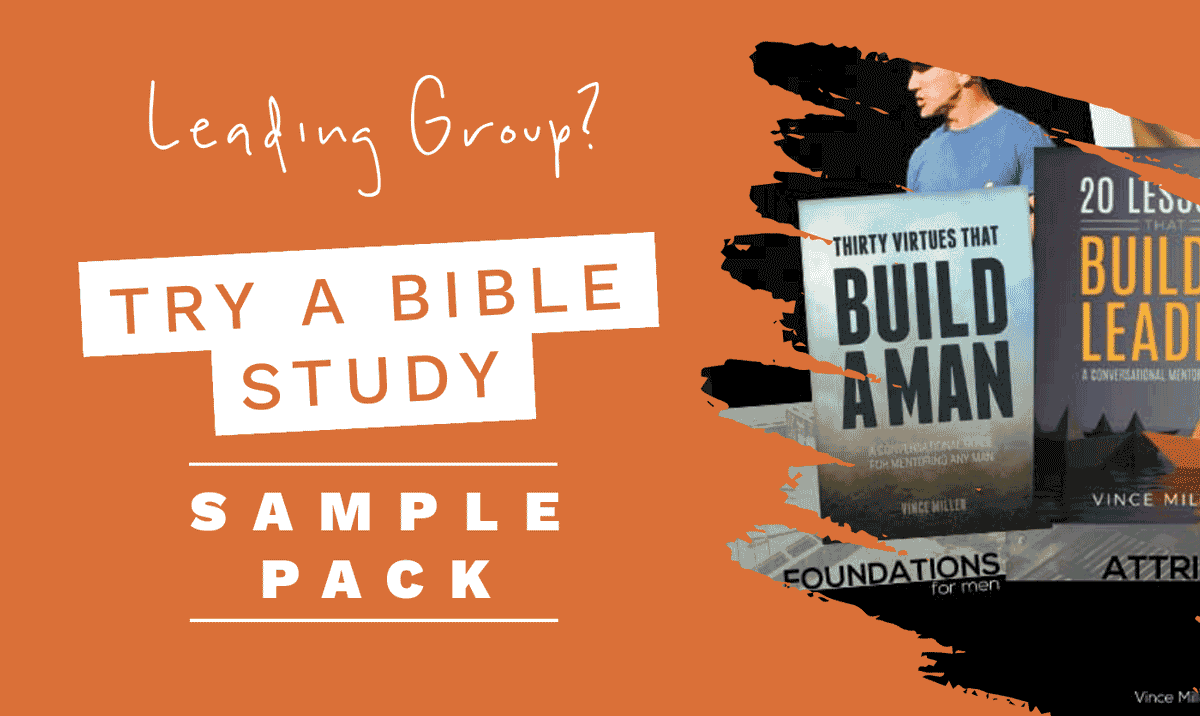 Try a Bible Study Sample Pack