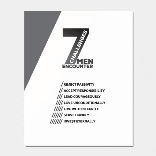 7 Challenges Men's Bible Study Topics