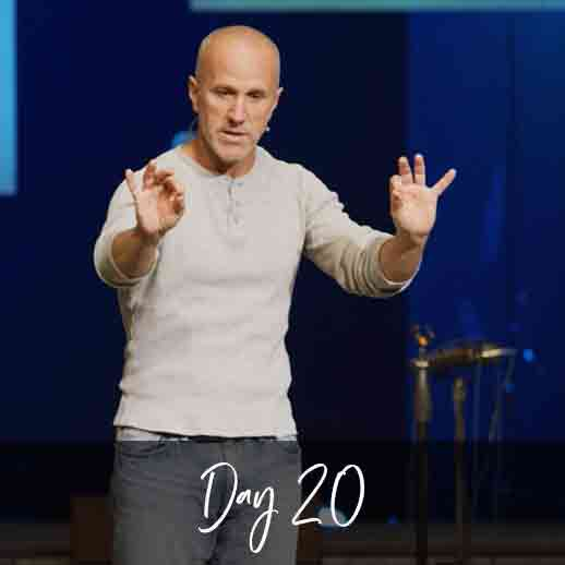 Day-20 with Vince Miller