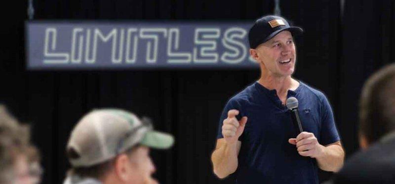 Vince Miller Header Image Speaking