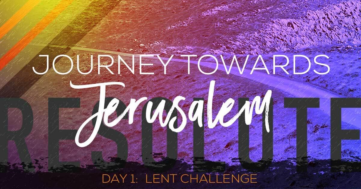 lent-challenge-day-1 Vince Miller
