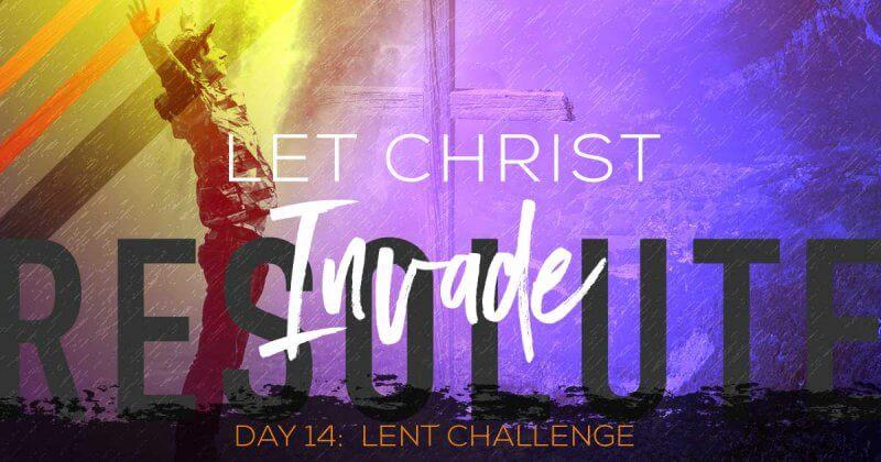 Vince Miller lent challenge devotionals