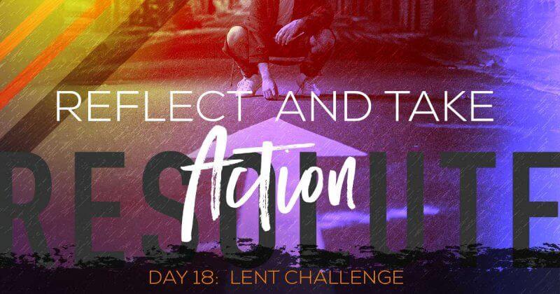 Leant Challenge for men by Vince Miller